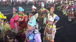 Tsuu T'ina 2017 Pow Wow Grand Entry