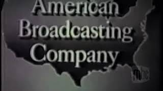 American Broadcasting Company [ABC] logo (1948) [RARE Chicago video recording]
