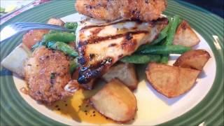Applebee's - Honey Pepper Chicken & Shrimp- Review