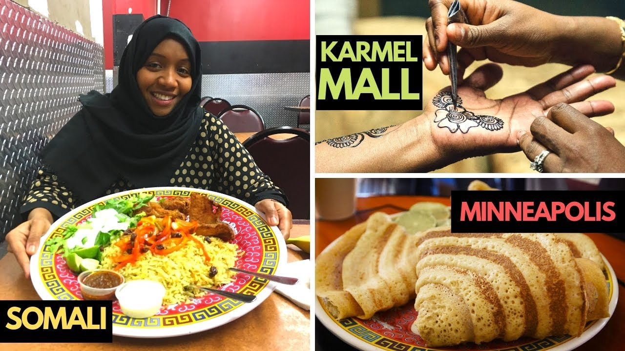 5 Great Things At The SOMALI KARMEL MALL in Minneapolis, Minnesota!