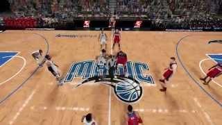 Friday Rivalry, NBA 2K16 Fantasy Draft