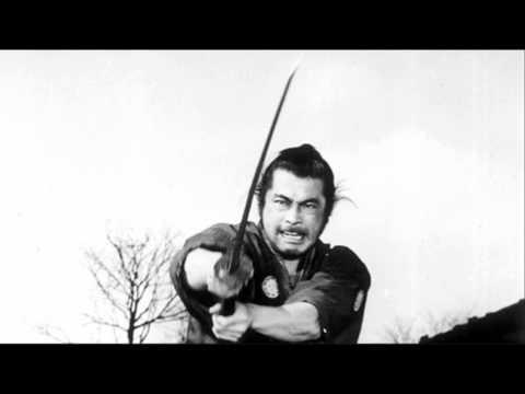 ***[Toshirô Mifune - Yojimbo]*** (1961) Soundtrack # 1 - Opening Title