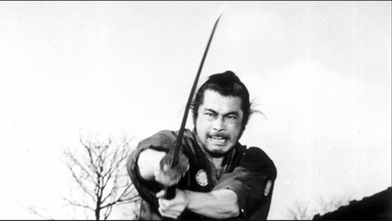 Image result for toshiro mifune yojimbo
