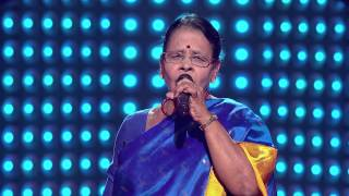 The Voice India - Chandra Subramaniam Performance in Blind Auditions