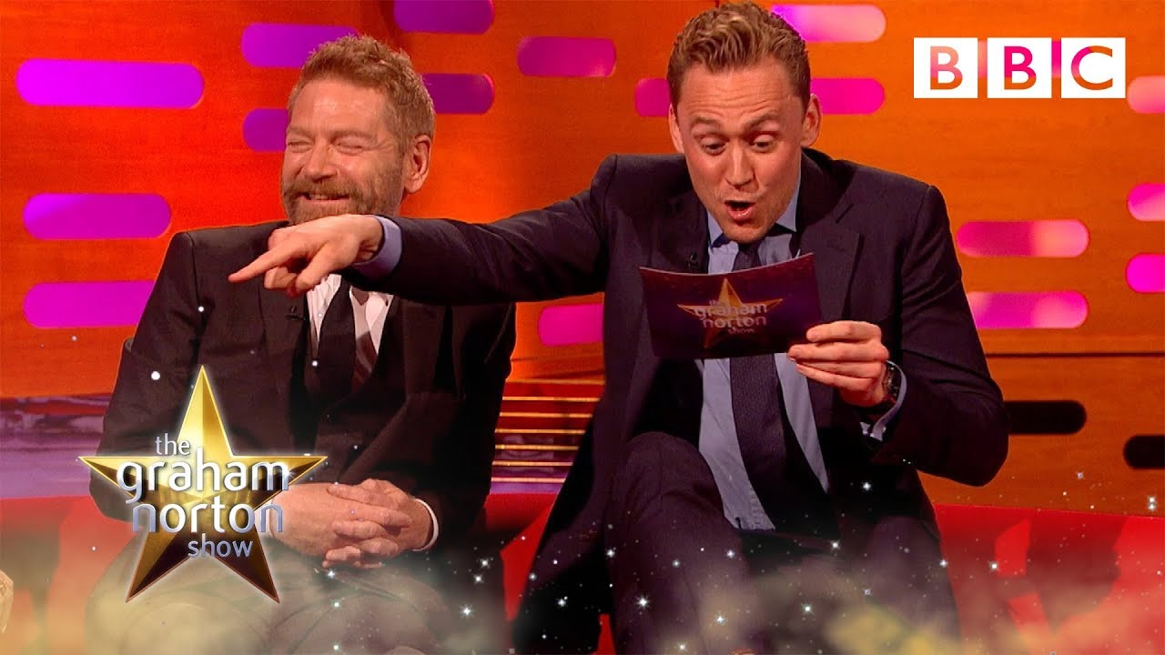 Tom Hiddlestons Graham Norton Impression The Graham Norton Show - Comedian absolutely nails celebrity impressions