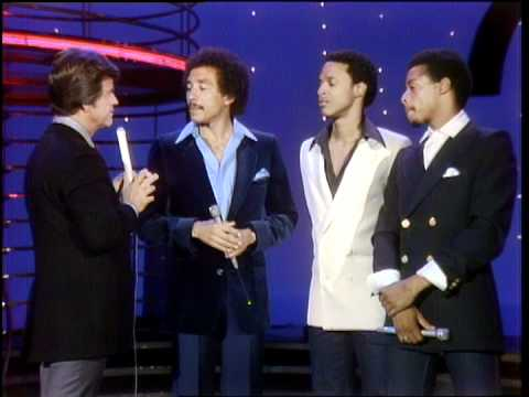 Dick Clark Interviews Smokey Robinson Interview 2 - American Bandstand 1981
