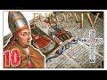 Карфаген будет разрушен! Это Папа говорит! ► Europa Universalis IV (Holy Trinity)