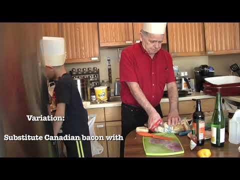 Eggs Benedict by Barb & Ernie's Kitchen