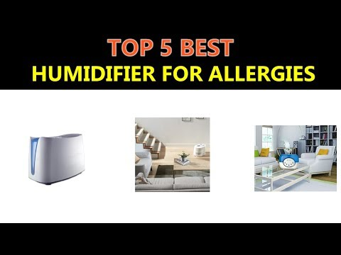 Best Humidifier for Allergies 2018
