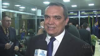 Júnior Martins - Vice Presidente - Posse nova Mesa Diretora Câmara Municipal de Russas.