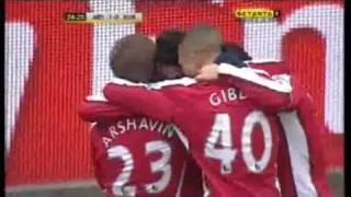 Carlos Vela Best Arsenal Goals 08 09