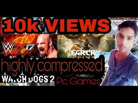 How To Download Highly Compressed Pc Video Games