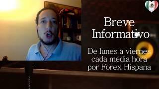 Breve Informativo - Noticias Forex del 1 de Octubre del 2017