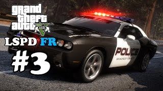 GTA 5 LSPDFR #3 - Дорожная полиция (Полицейский мод)