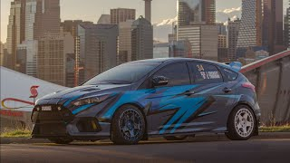 James' 2017 Ford Focus RS Mk3