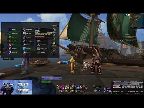 BFA Beta - Demonology Warlock  - General Impressions (reupload)