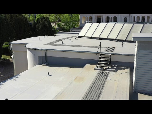 Év Tetője 2020 Nívódíj, Állami Szívkórház Fürdőépület