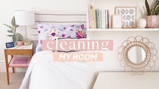 Cleaning and organising my bedroom! And giving it a mini Makeover