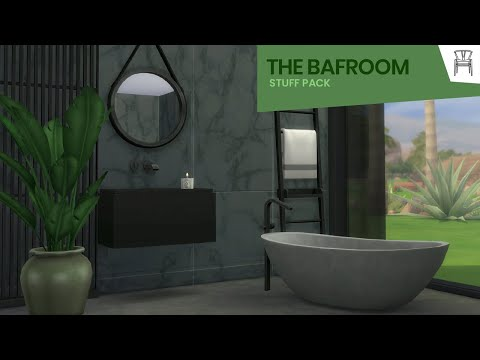 This New Bathroom Stuff Pack for The Sims 4 is Incredible