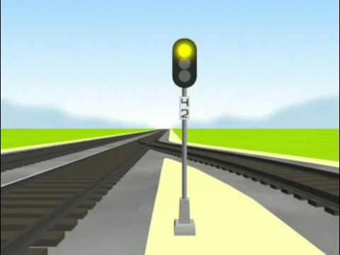 Железнодорожные сигналы