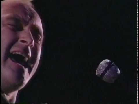 Phil Collins - Another Day In Paradise ( Billboard Music Awards 11-26-90)
