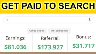 💰 Learn How To Get PAID TO SEARCH The Web With Google, Bing & Yahoo With Timebucks 💵