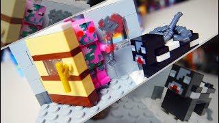 СЛЕПАЯ КОРОВА vs СВИНОЗОМБИ в Minecraft из Китая