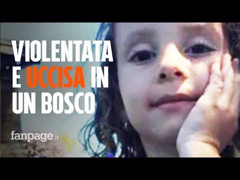 Violentata e uccisa a 4 anni: Salome trovata semi-nuda in un bosco