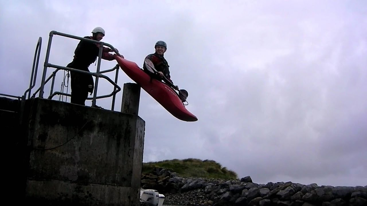 Image result for funny kayak launch