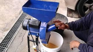 Moulin maïs à marteau