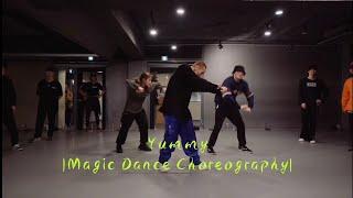 Justin Bieber - Yummy |Magic Dance Choreography|