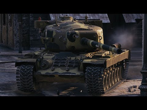 World of Tanks T29 - 7 Kills 6,1K Damage thumbnail