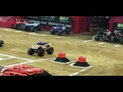 Monster Jam 2019 All Star Challenge Day 1 Extended Highlights Motorsports On Nbc Youtube