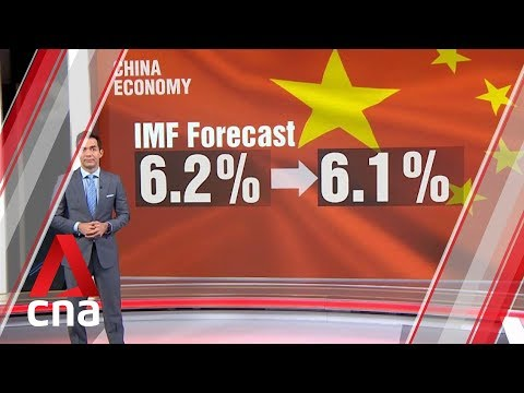 China's Economy Grows 6% In Q3