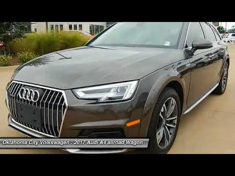 2017 Audi A4 allroad Oklahoma City OK, Norman OK, Edmond OK, Moore OK V000068