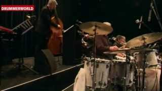 Charly Antolini - The Thilo Wolf Big Band: I Got Rhythm - DRUM SOLO