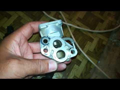 ЕГР клапан Форд С-Макс двс 1.8, чистка, ошибка.