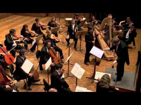 Frank Martin:Trois Danses pour hautbois, harpe et cordes, II Soledad