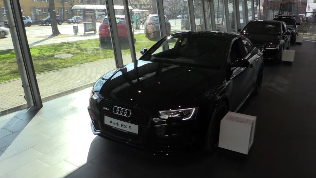 audi rs5 2016 in depth review interior exterior youtube. Black Bedroom Furniture Sets. Home Design Ideas