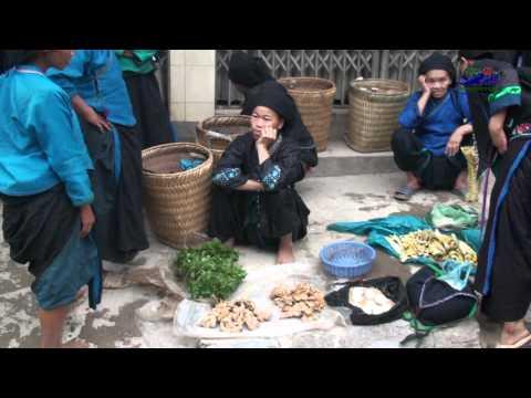 Hoangsuphi Hagiang Sunday market - Phiên chợ vùng cao Hoàng Su Phì, Hà Giang