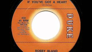 Watch Bobby Bland If Youve Got A Heart video