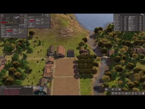 Vegan Gaming: Let's Play Banished Ep5