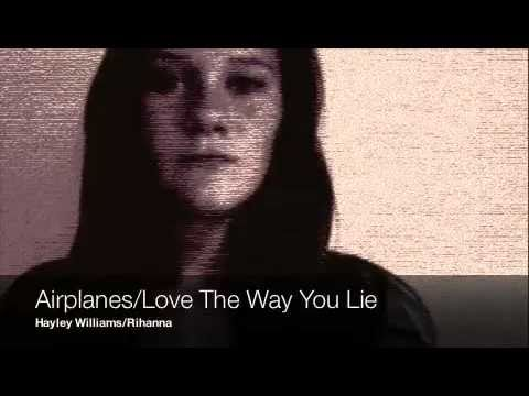 Love The Way You Lie/Airplanes - Acapella Multitrack