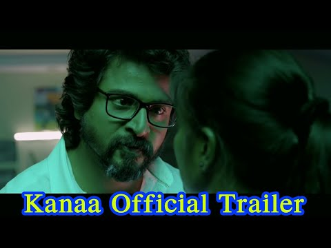 Kanaa Official Trailer   Shivakarthi   Sathyaraj  