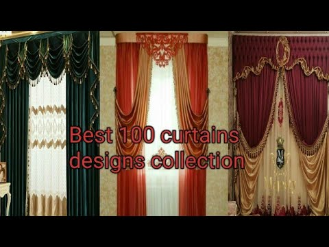 Best 100 curtain design for Living room I Beautiful Curtains Design Ideas for Hall door bedroom 2019