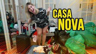 DIARIO DA MUDANÇA: MUDEI DE CASA!!!