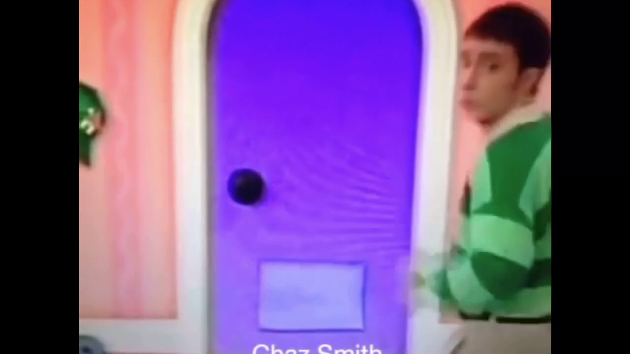 Chaz Smith Blues Clues Youtube