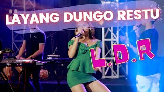 Vita Alvia - LDR - Layang Dungo Restu (Official Music Video ANEKA SAFARI)