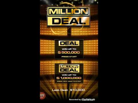Million Deal: Win for PC (2020) - Free Download For Windows And Mac