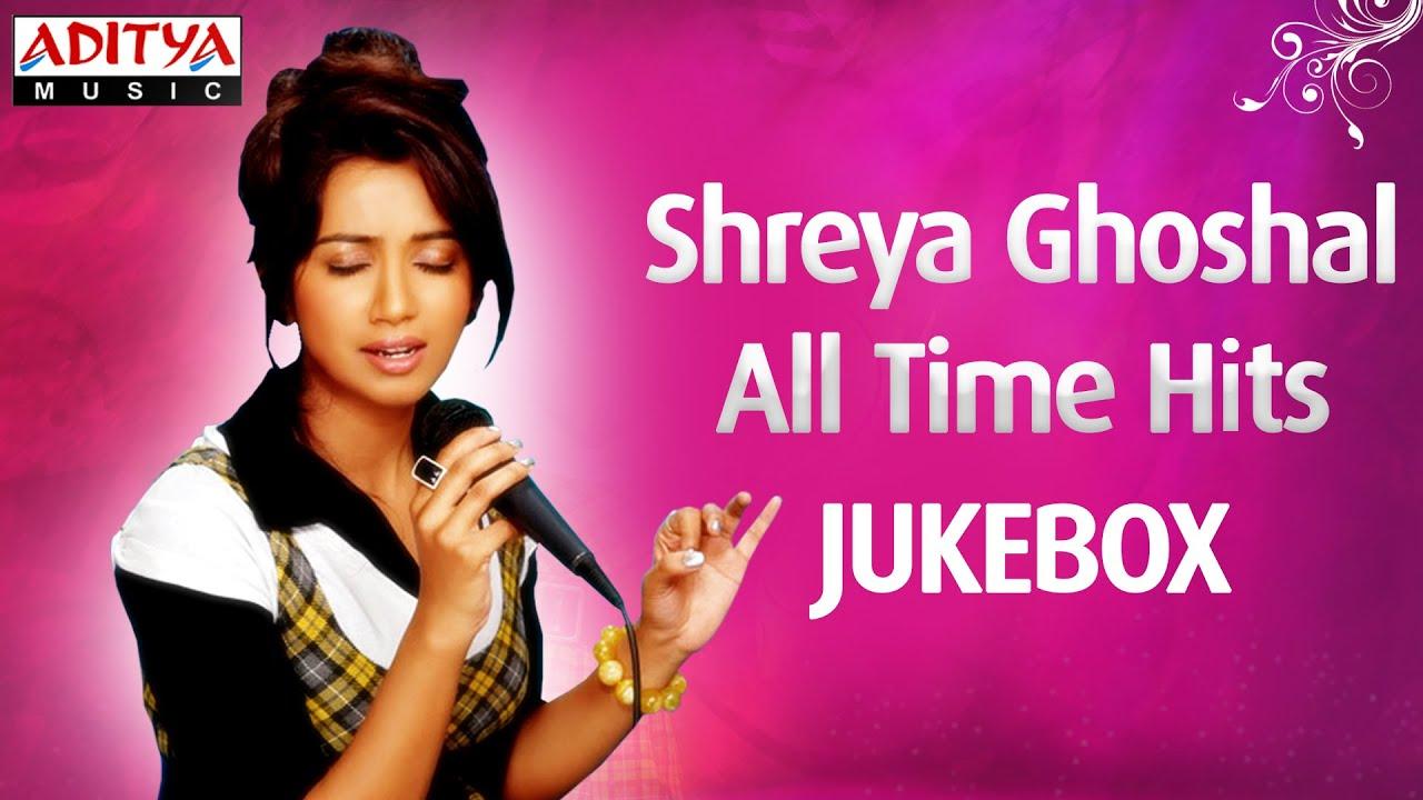 Shreya Ghoshal All Time Hit Songs || 4 Hrs Jukebox